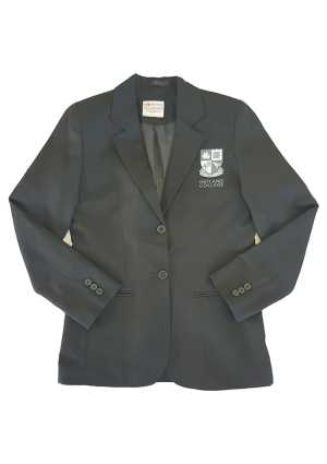 Nayland College Girls Blazer Black
